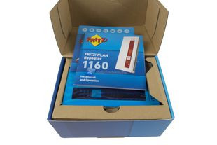 FRITZWLAN Repeater 1160 4
